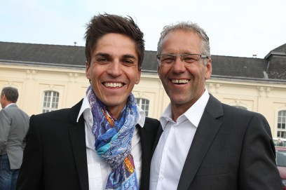 Zeit f�r Small Talk (Thomas Rohregger und Gerhard Zadrobilek)