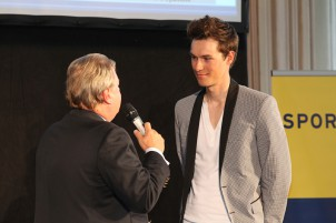 interviewt (Harry Maier mit Georg Preidler)