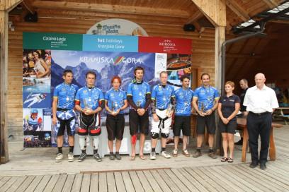 Trikot Nummer 1 und 2 für Specialized Mountainbiker.at.