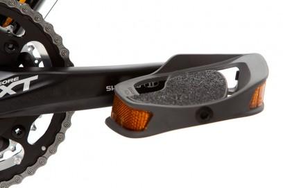 Ergon PC2 Pedale (Large) bieten den MTB-Schuhen besten Grip, aber auch ranzigen Sportböcken