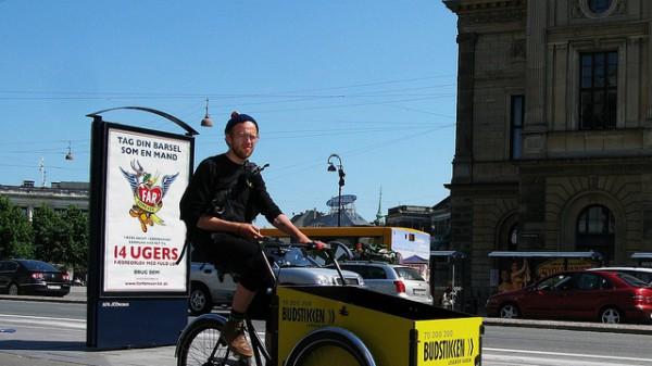Cargo-Bikes bekommen Lobby