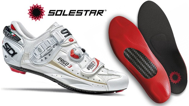 Sidi Ergo3 pimped by Solestar & Speedplay