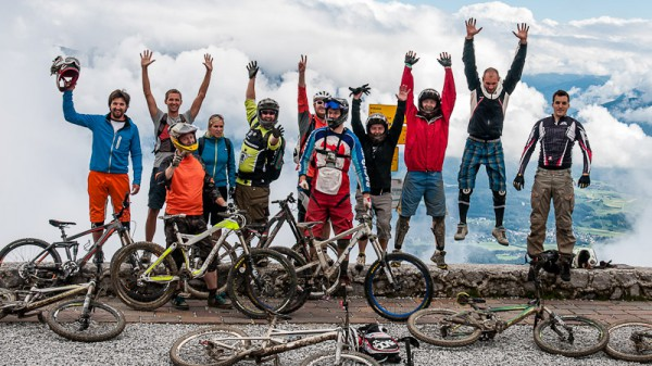 Multivan Bike Trip Tirol