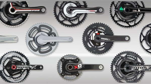 SRM - Rotor 3D+ MTB & FSA K-Force light BB386