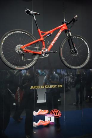 Olympia Gewinner-Bike