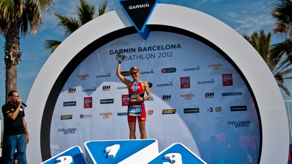 Garmin Triathlon   Barcelona   1,5K - 40K - 10K DRAFT