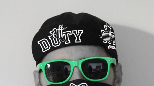 OFF Duty Cap + OFF Duty Buff - Moustache Side