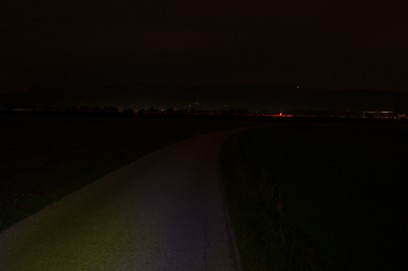 Knog Boomer volle Leistung