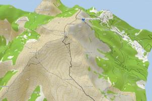 3D Ansicht Topo Austria 3