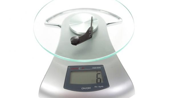 6 g Mehrgewicht sind vertretbar, dafür sind Kratzer an Sattelstütze und -rohr Geschichte.