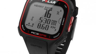 Polar RC3 GPS Langzeittest