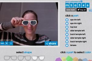 Dann Lieblingsbrille aufsetzen, konfigurieren