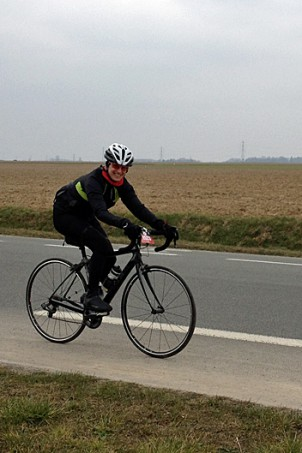 NoMan @ Paris Roubaix: