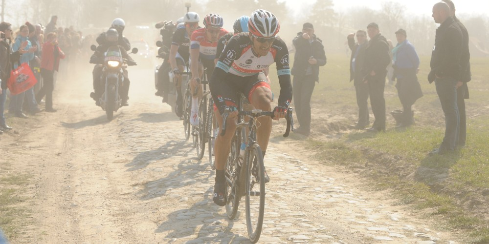 Inside Paris-Roubaix