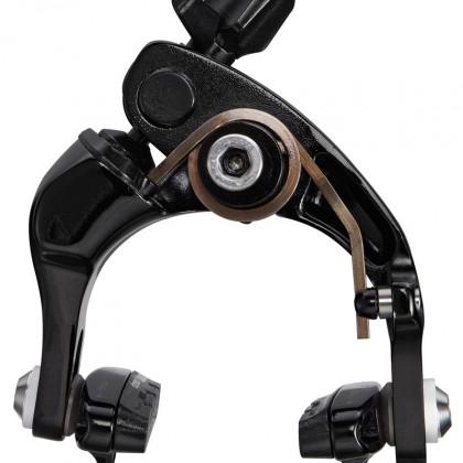 Eine Disc-Brake für Zehnfach-Antriebe wiegt 493 g (Hebel, Sattel, Leitung und 160er-Rotor), eine Felgenbremse 422 (Hebel, Sattel, Leitung).