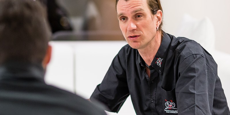 Traumberuf Bikeguide: Christian Rehrl im Interview