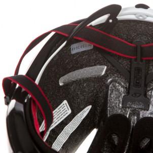 höhenverstellbarer Kopfring mit leichtem Haltegurt