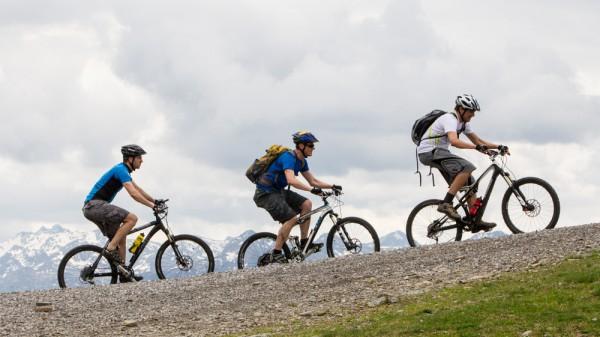Alpencross: Tour mit dem Mountainbike durch die Alpen