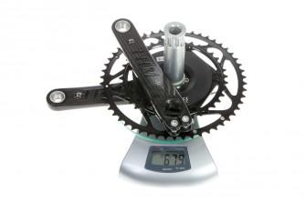 Kurbel + Powermeter 679 g