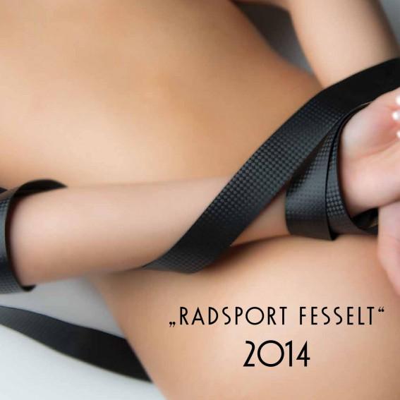 """Radsportkalender """"Radsport Fesselt"""" 2014"""