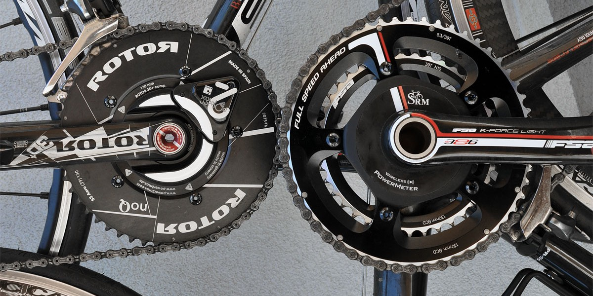 Power2Max vs. SRM im Trainingsalltag