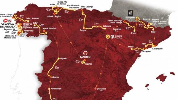 Vuelta a España 2013