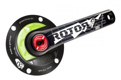 Rotor 3D+/3D F Shimano 110 BCD