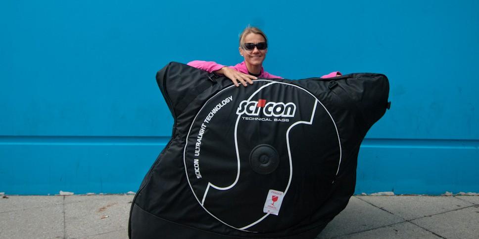 Scicon AeroComfort 2.0 TSA Soft Case