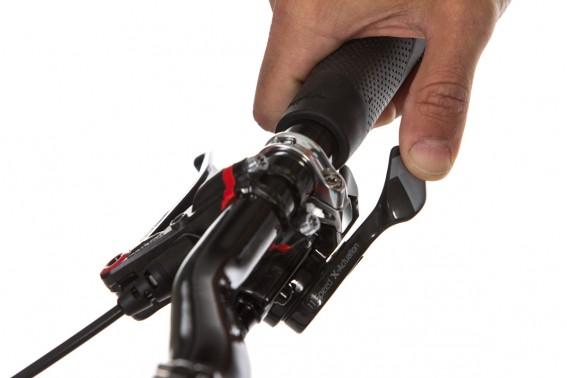 wobei: je länger ich mir den XX1-Trigger ansehe, umso mehr komme ich zu dem Schluss, dass er nicht auf den MT8-Bremshebel passen kann