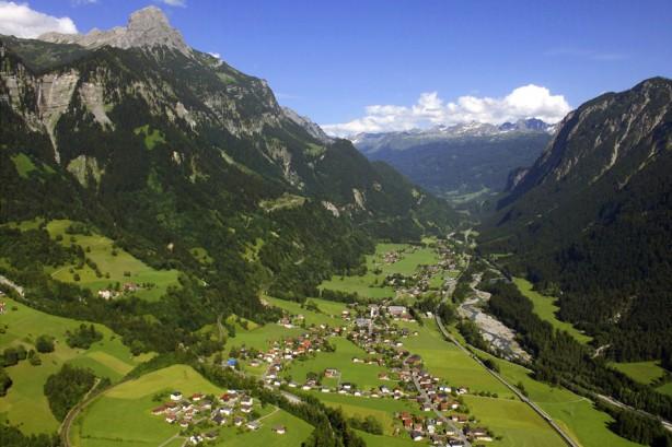 Klostertal-Etappe