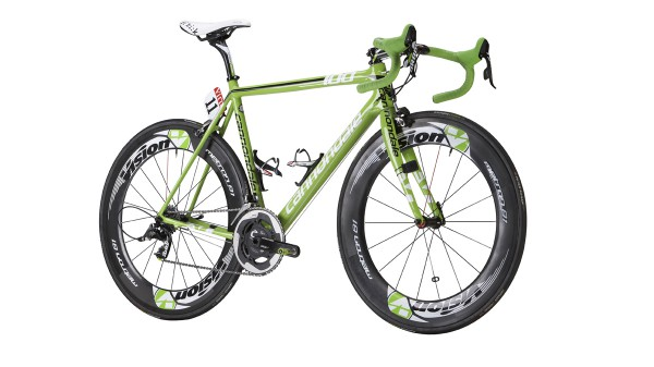 Cannondale Supersix Evo Sagan Signature Edition