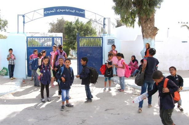 Schule aus in Zagouhan