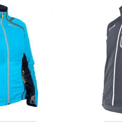 Ebenfalls in Kooperation mit Polartec entstanden und jeweils für Damen und Herren erhältlich: RSR Power Shield Jacket (€ 249,90) + Vest (€ 149,90)
