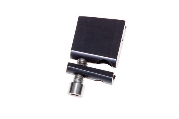 zwei Umwerfer Adapter für Anlötsockel befinden sich im Lieferumfang