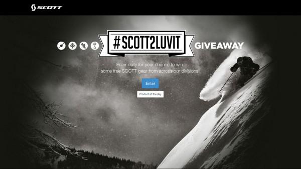 Scott2Luvit Gewinnspiel