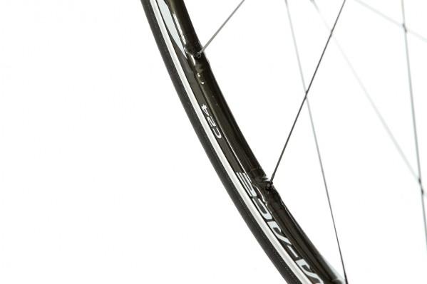 Ein Traum von Laufrädern: Shimano Dura Ace C24 Clincher