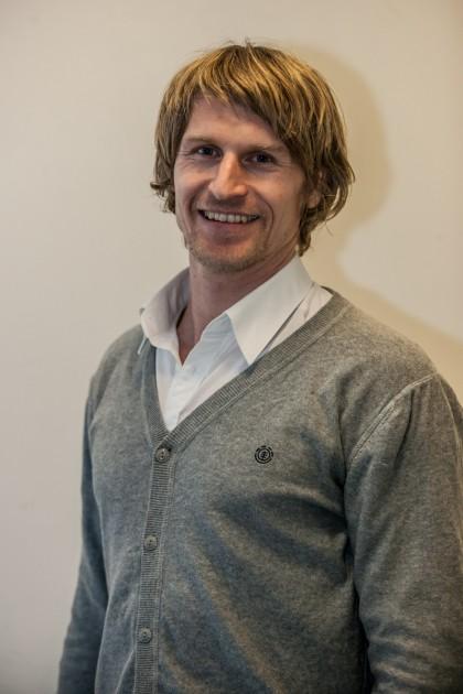 Christian Fessl, Gesundheitsreferent der Stadt Wien, langweilt sich auf den derzeit freigegebenen Strecken und will mit attraktiven Angeboten vor allem auch Kinder hinterm Computer hervorholen.