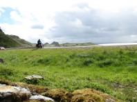 entlang der Fjorde.