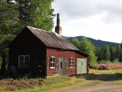 In Nordschweden.