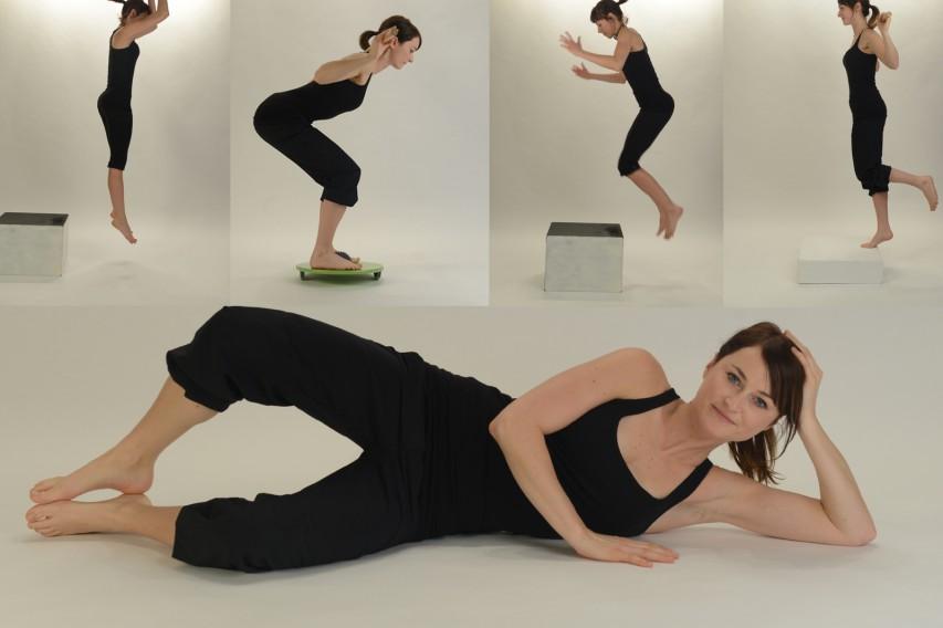 Und hier zu Teil 3: Hüfte, Beine, Knie
