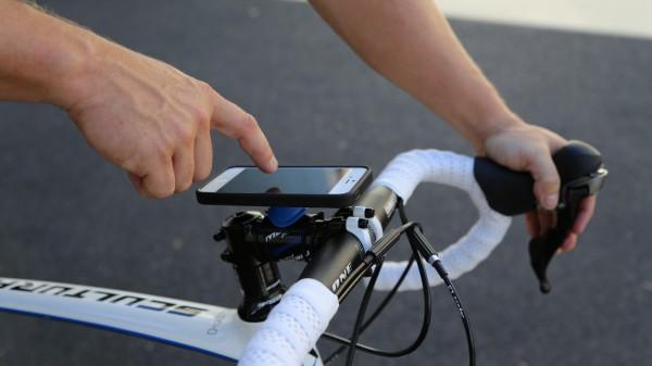 Quad Lock - Smartphone am Lenker