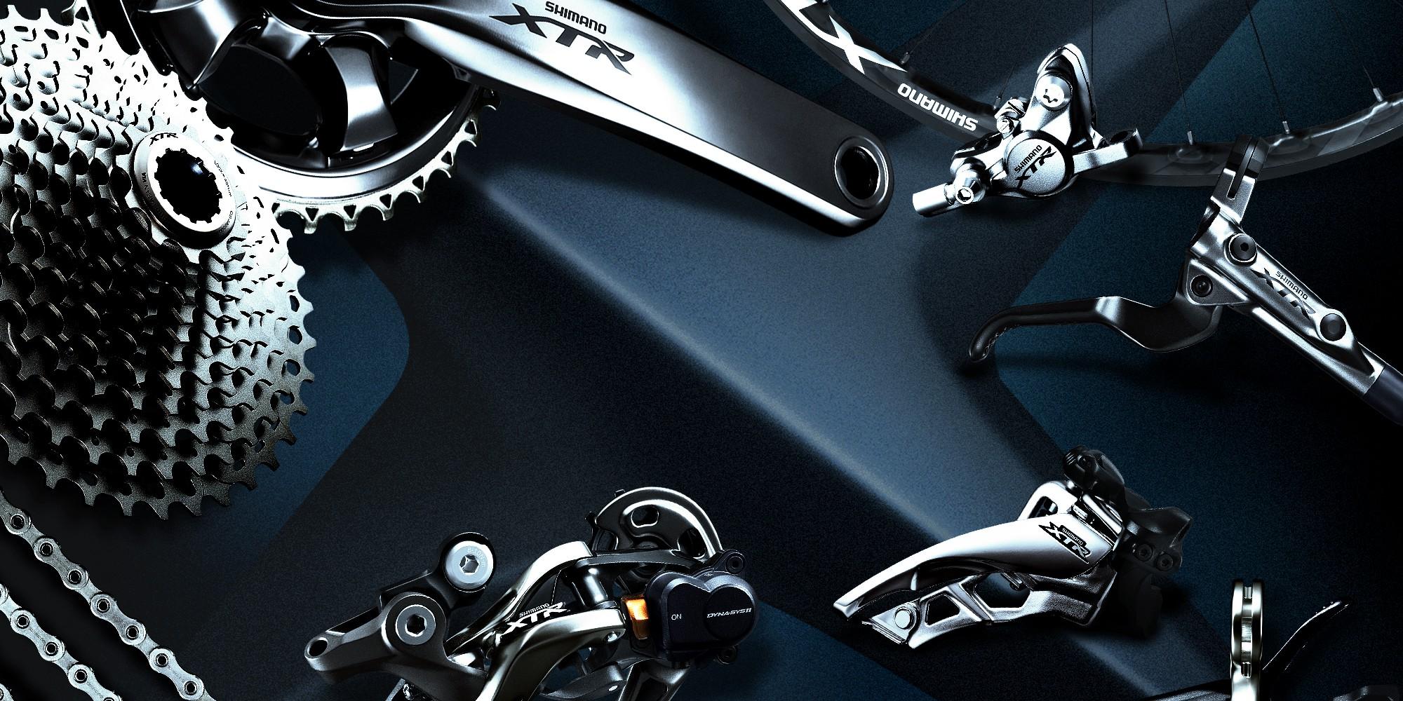 Shimanos neue XTR: M9000