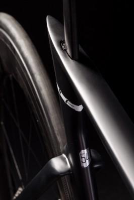 Die dünnste von der UCI zugelassene Sattelstütze...