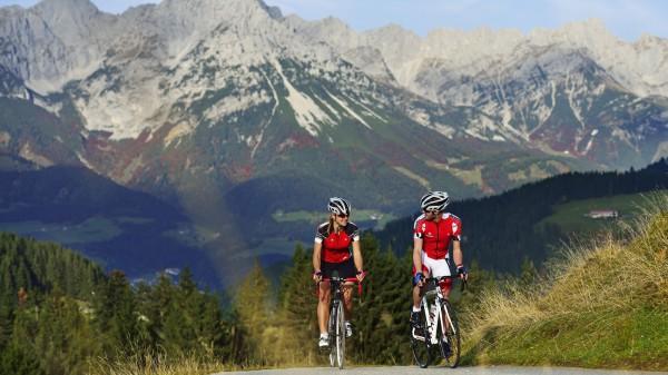 Kitzbüheler Alpen: Erste E-Rennrad-Region
