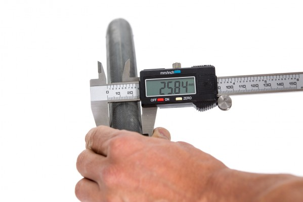 Senso 25: 25,8 mm breit auf Enve Aerofelge