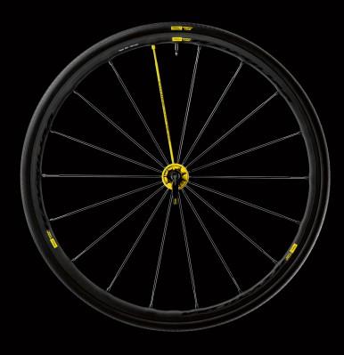 Ksyrium 125 in schwarz-gelb