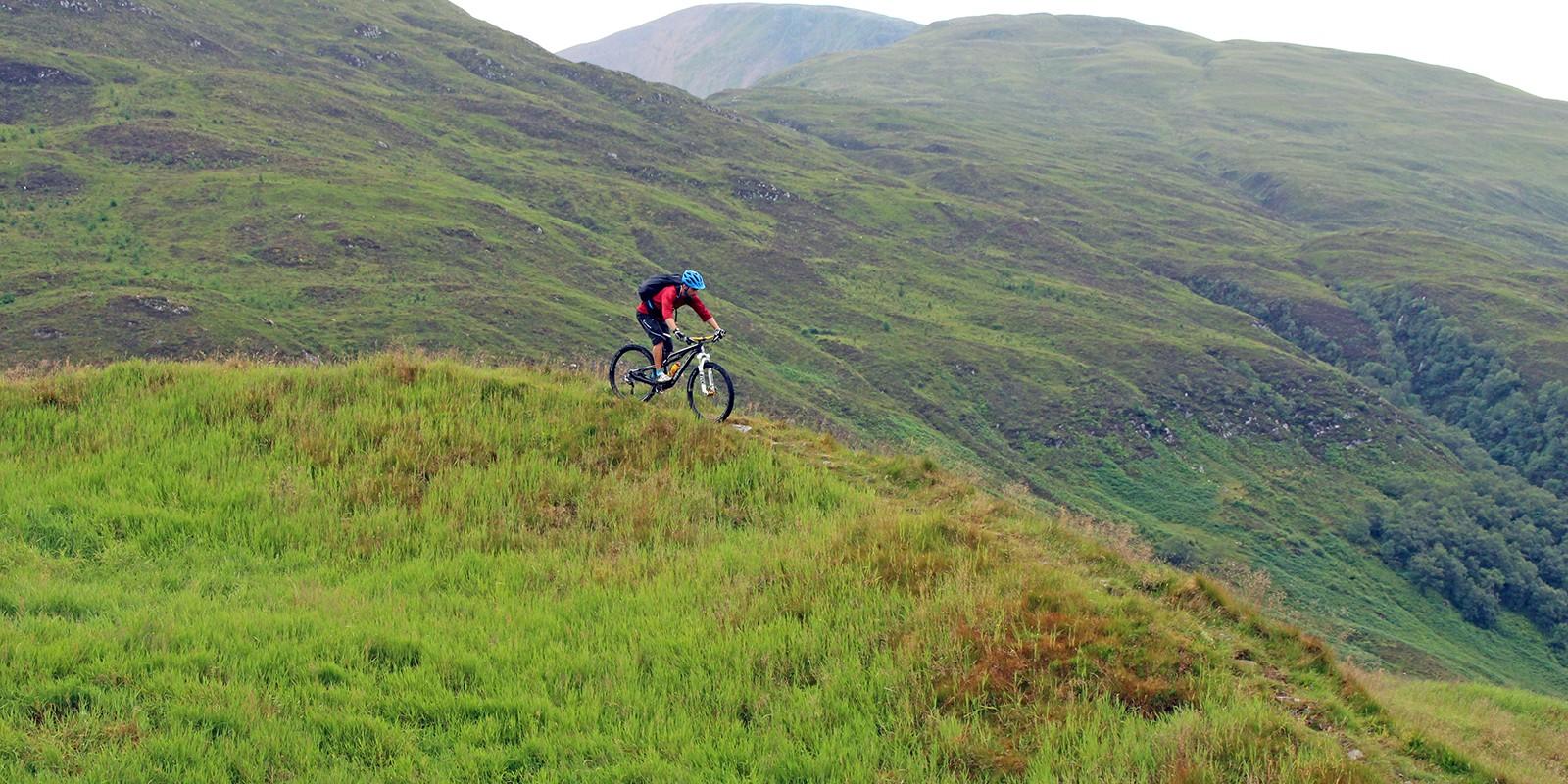 MTB-Roadtrip Schottland