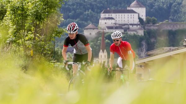 Rennradeln im Ferienland Kufstein