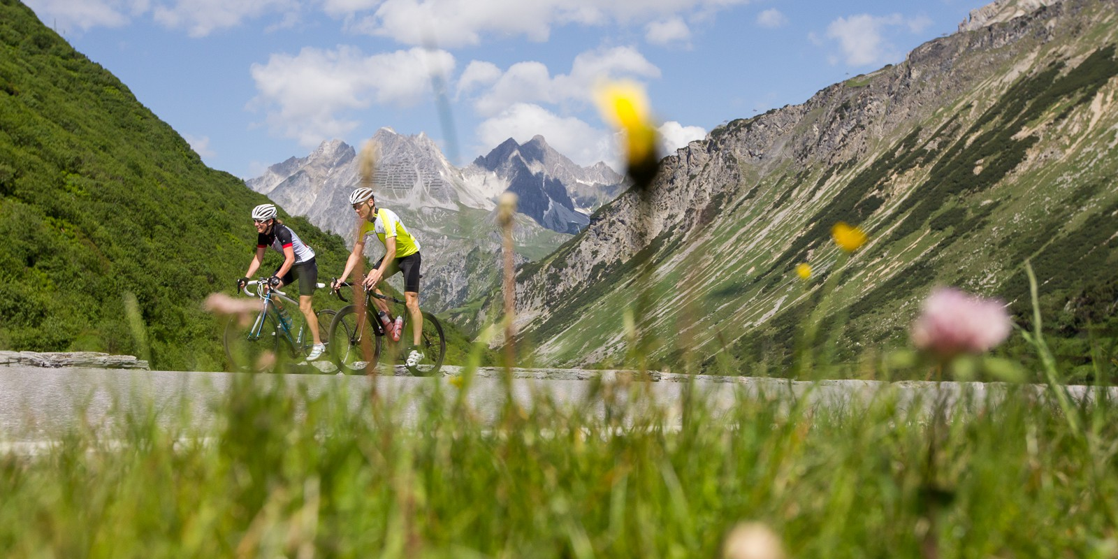 Rennrad-Region St. Anton am Arlberg