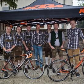 das KTM Team